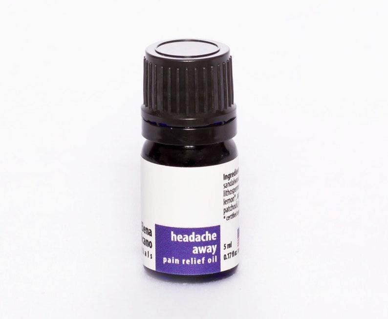 Headache Away Essential Oil Blend 5 ml image 0