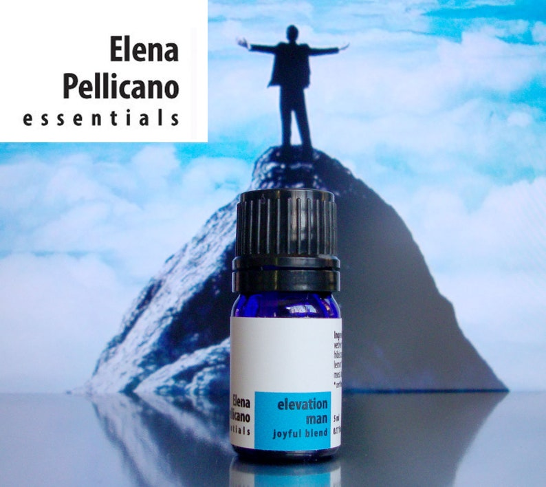 Elevation Man  Essential Oil Blend for Men's Body image 0