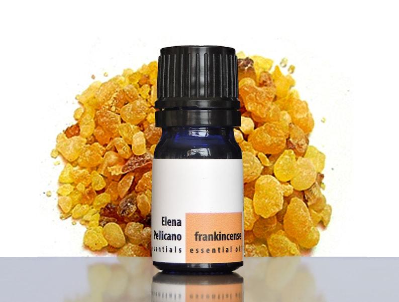 Frankencense 100%  Essential Oil Egypt Boswellia sacra image 0