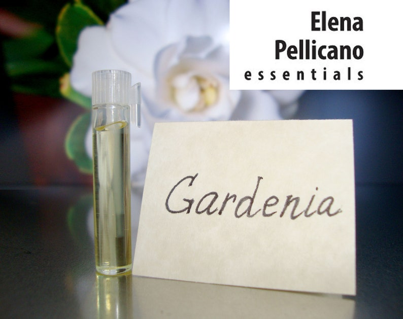 Gardenia 100% Pure Essential Oil Extremely Rare from India 1 image 0