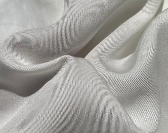 "58"" Cotton & Rayon Gabardine Twill 7 OZ Woven Fabric by the Yard"