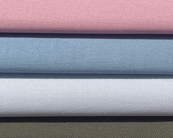 """56""""  100% Cotton Twill 7 OZ Woven Fabric By the Yard"""