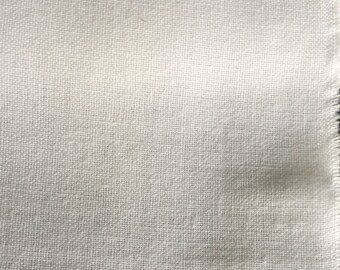 """60"""" PFD 100% Cotton Sheeting White Woven Fabric By the Yard"""