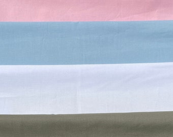 """56""""  100% Cotton Twill 6.5 OZ Woven Fabric By the Yard"""