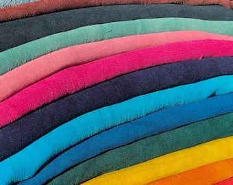 "50"" 100% Tencel Lyocell Cupro Georgette 4.5 OZ Light Apparel Woven Fabric By the Yard"