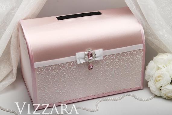 Wedding Card Holder Blush Wedding Wedding Card Holder Ideas Pink And White Wedding Wedding Box Card Holder Light Pink Wedding