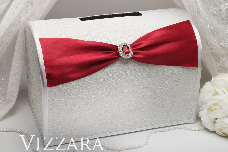свадебная коробка