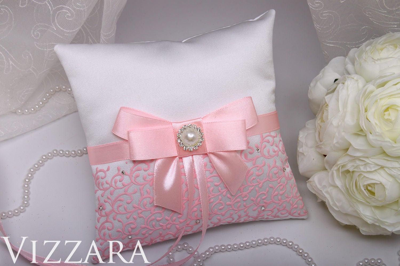 ring bearer pillow pink Wedding Ring Bearer Pillows Pink | Etsy