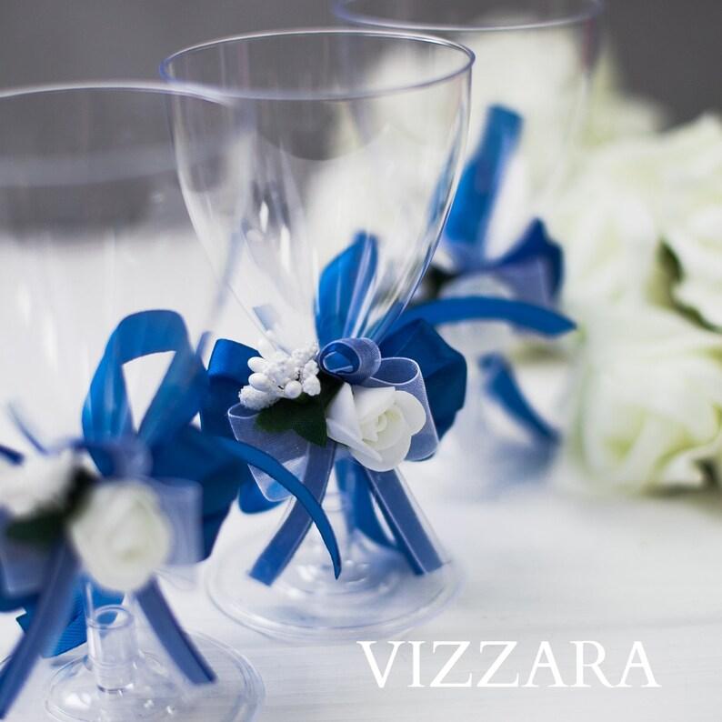 пластиковый бокал для шампанского