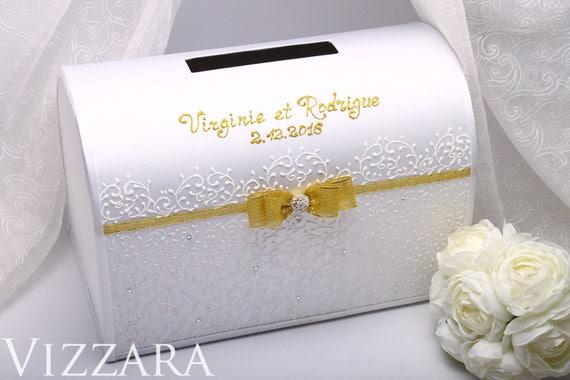 Box For Envelopes Wedding Box Flowers Card Box Ideas Wedding Etsy