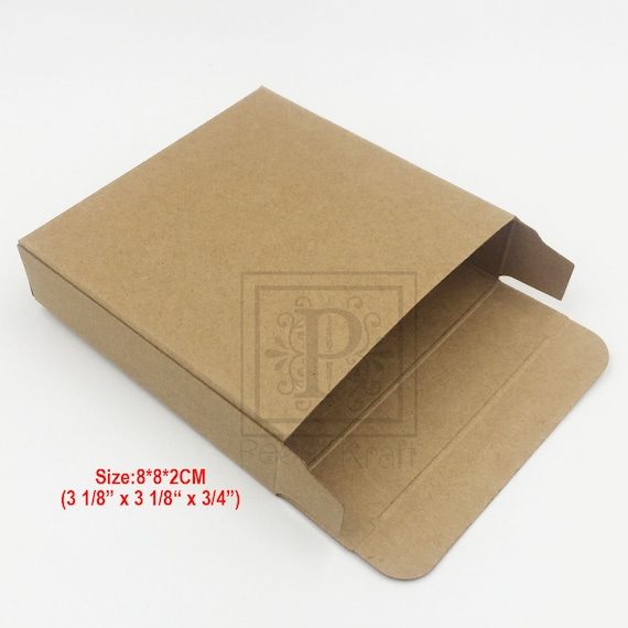 25pcs 8x8x2cm post card boxes greeting cards boxes etsy image 0 m4hsunfo
