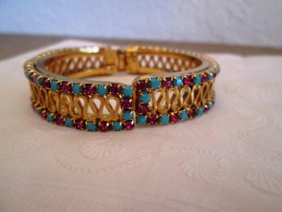 Hattie Carnegie Haute Couture Bracelet