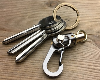 Swivel-II Keyring  with Standard connection ring