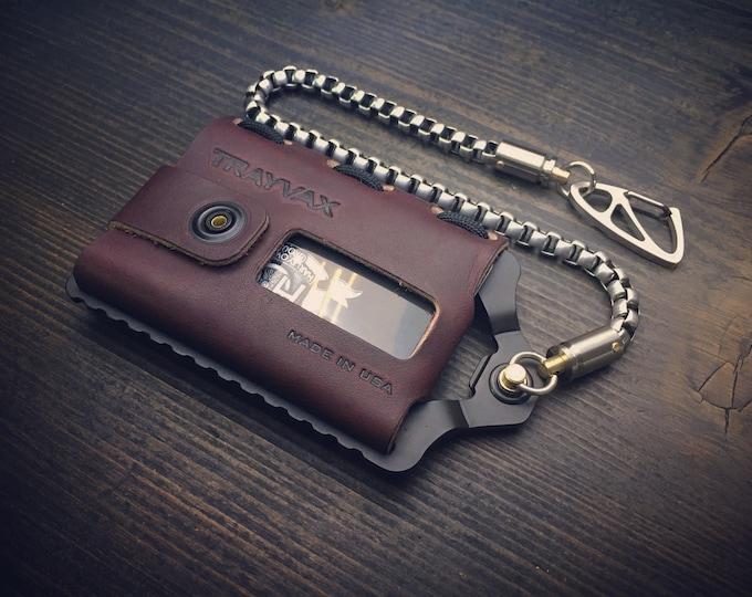 KIT Trayvax Element S.S. MOD / Edc Wallet Chain