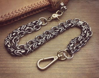 Double Small Wallet Chain DSWC-00 Base