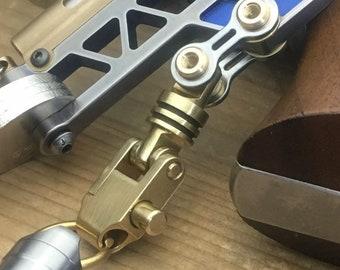 Swivel Radius / Quick release connector shotgun