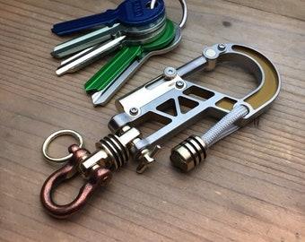 Custom Bolt Carabiner