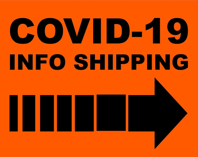 Information regarding shipments during the confinement period