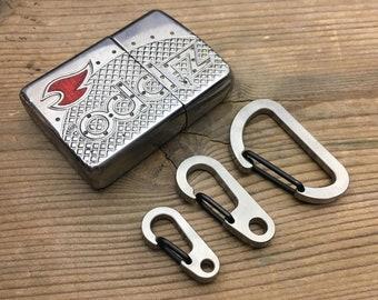 Titanium Carabiners