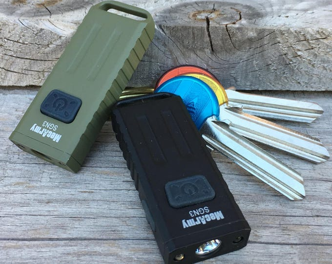 Edc Multi-function flashlight SGN3 by Mec-Army