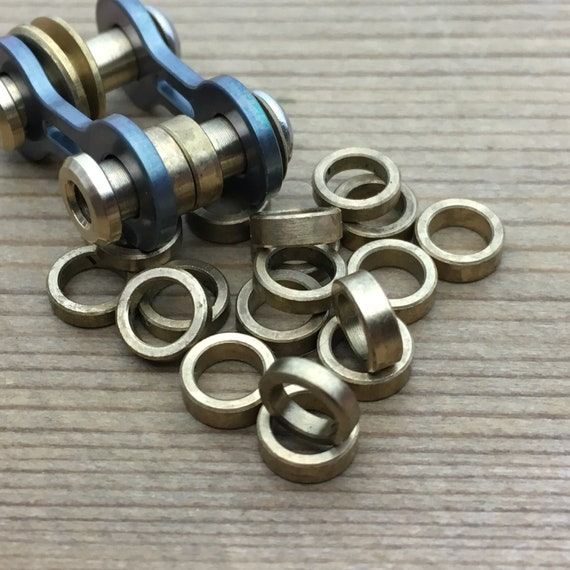 M4 Adjustment Spacers / Brass
