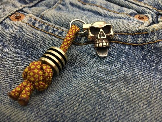 Skull Suspension Clip / One-Off