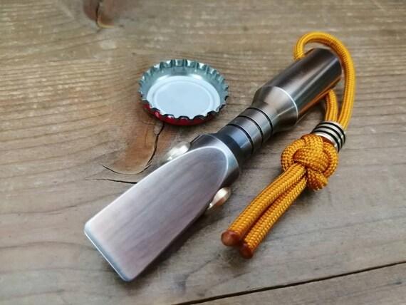 Edc Pry-Bar  Multi tool, bottle opener / S.S.