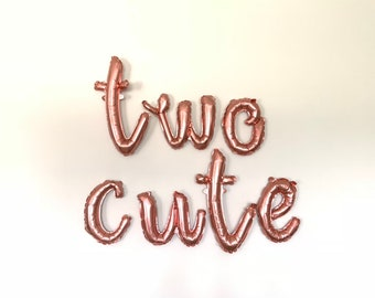 Two Cute Birthday Etsy