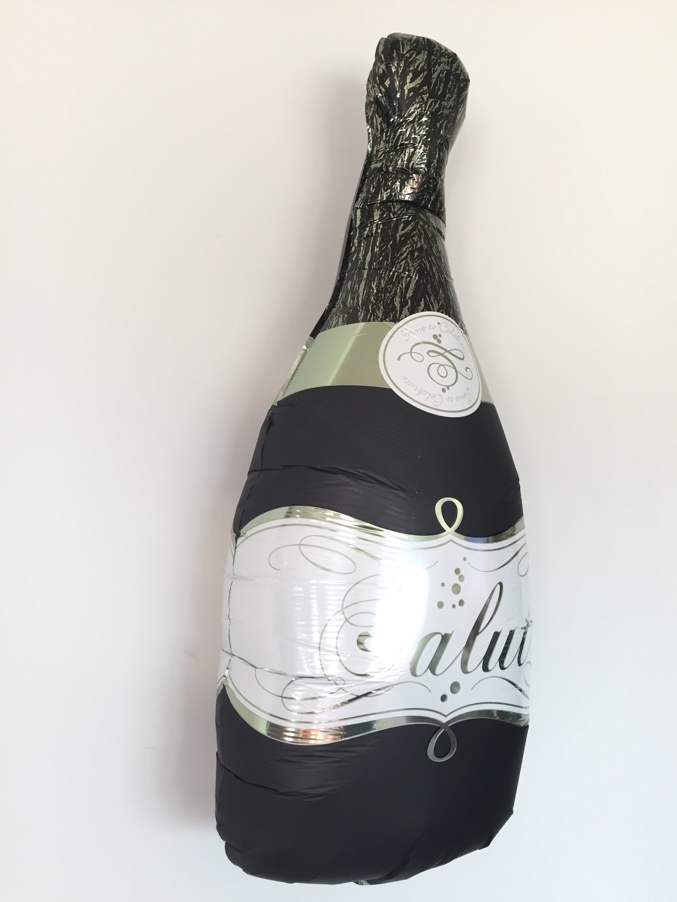 Champagne Bottle Balloons | New Year's Eve Party Decor ...
