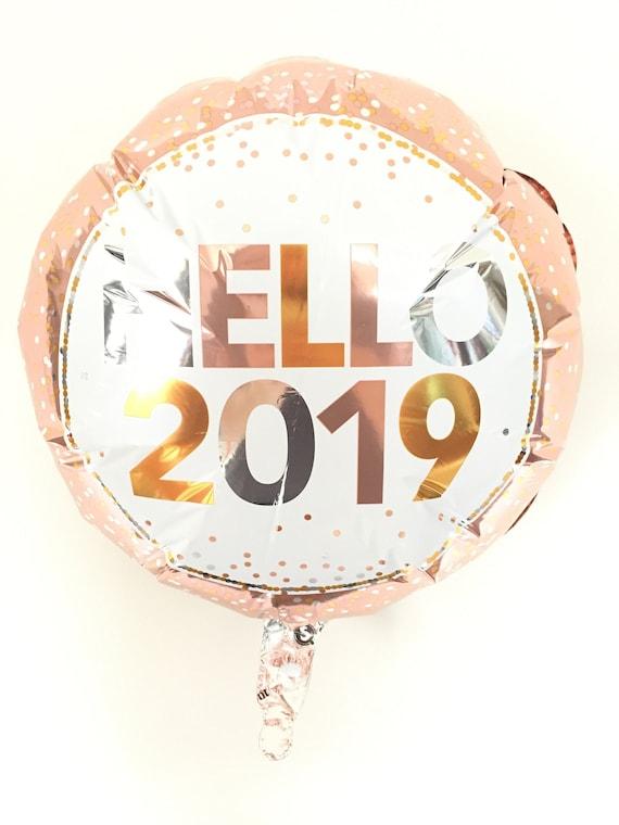 Happy New Year Balloons 91