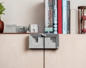 Concrete Door Handle #2