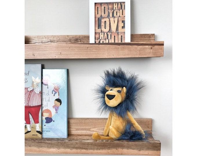 Gallery Wall Shelf, Ledge Shelf, Nursery Shelf, Picture Shelf, Wooden Shelves, Rustic Shelves, Bookshelves, Floating Shelves Display Shelf