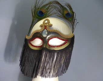 Cleopatra Masquerade Mask