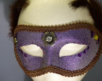 Regal Masquerade Mask