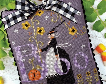Hilda Boo and Sunflowers too by With Thy Needle & Thread - PAPER Pattern