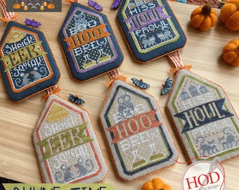 Rhyme Time by Hands on Design - PAPER Pattern