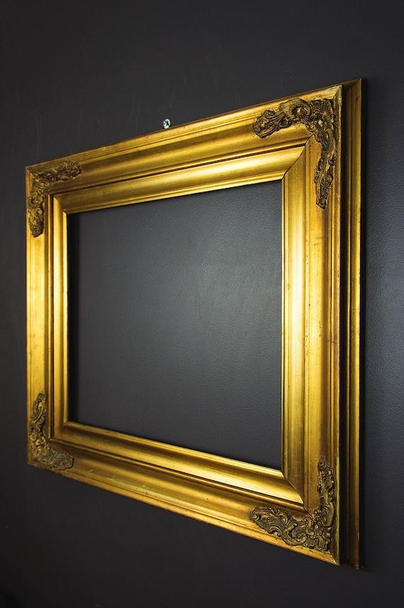 Antike Rahmen verzierten Gold Bilderrahmen Antik Gold Rahmen | Etsy