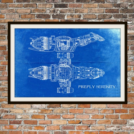 Firefly serenity blueprint art of firefly class technical malvernweather Images