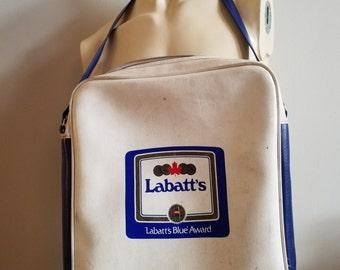 Vintage Labatt s Blue Hanbag 28d6898a8fd0