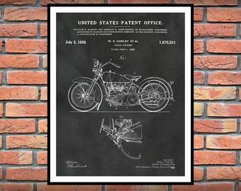 Harley Motorcycle Indian