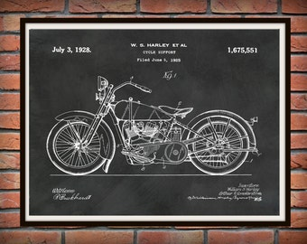 Harley Motorcycle Indian