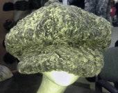 Refurbished Gray Persian lamb Astrakhan fur hat cap men man size all