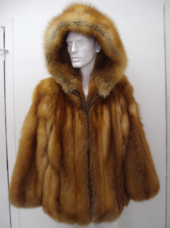 dabb399eb Fox Fur Coat Mens - Jy Coat