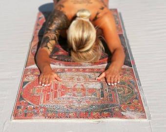 Tibetan Traditions Custom Designed Yoga Mat