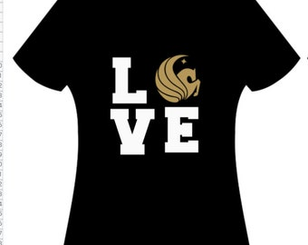 huge discount 82a76 acfe4 Ucf shirt   Etsy
