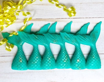 Mermaid Baby Shower Favors Etsy