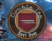 Double Tap Root Beer Cosplay Patch B15