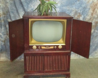 Magnavox Floor Radio Phonograph Loop Antenna 460574G2 Wood | Etsy