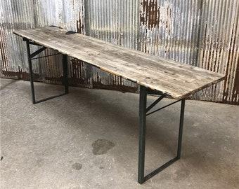 Beer Garden Table | Etsy
