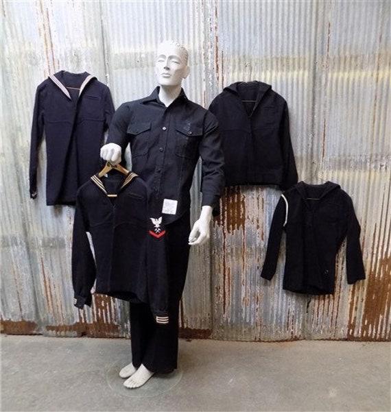 US Navy Uniform, Military Uniform, United States M